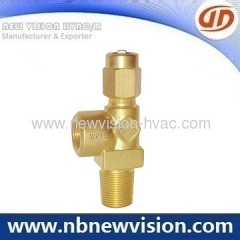 Forged Gas Cylinder Valve