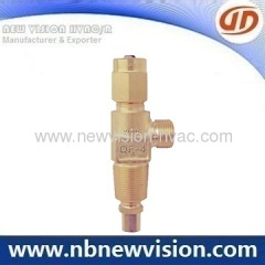Forged Cylinder Valve for Oxygen