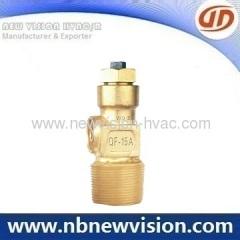Cylinder Valve for Acetylene