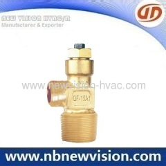 QF Cylinder Valve for Acetylene