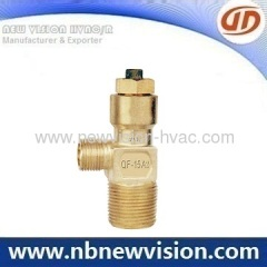 QF-15 Cylinder Valve for Acetylene