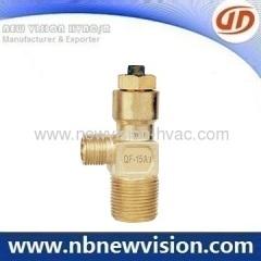 C2H2 Gas Cylinder Valve