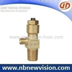 Acetylene Gas Cylinder Valve