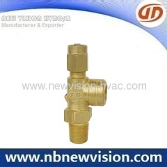 Dissolved Acetylene Cylinder Valve