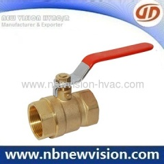 "2"" Brass Ball Valve"