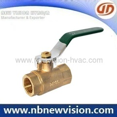FXF Brass Ball Valve