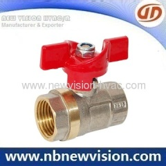 Mini Brass Ball Valve