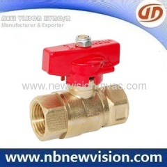 Mini Ball Valve for Plumbing