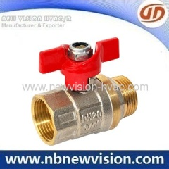 Brass Ball Valves for Plumbing