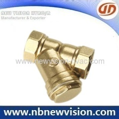 Forged Brass Check Valves