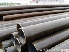 Black Steel Seamless Pipe A106