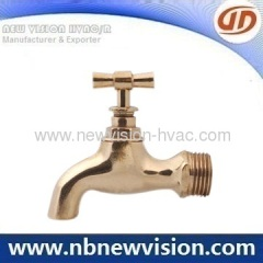 Brass Bibcock for Plumbing