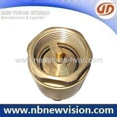 CNC Brass Check Valve