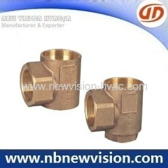 CNC Machining Bronze Fitting