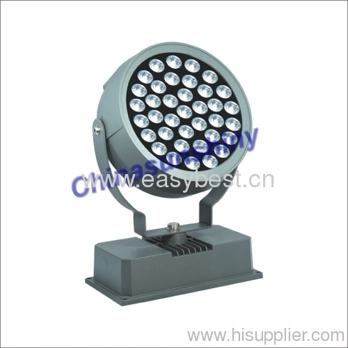 48pcs 3w led rgb outdoor lights outdoor led par 64 light