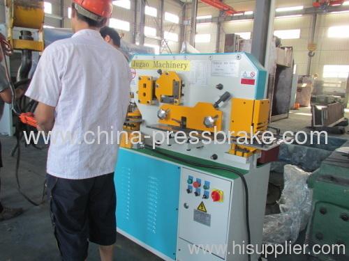 universal iron workers machinery