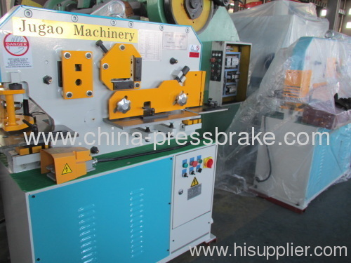 mechanical iron worker q35y-16