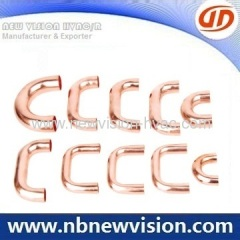 Copper U Bends for Air Conditioner Coil & Heat Exchanger