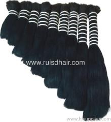 hair bulk raw hair