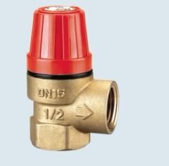 steam boiler safety valve