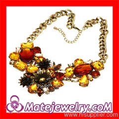 Women Accessories Flower Collar Necklace