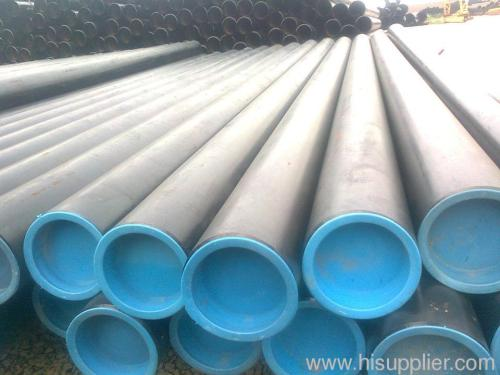 hot rolled or cold rolld seamless steel pipe factory in Cangzhou China