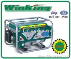 powerful gasoline generator set