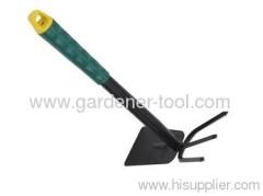 Garden Hoe with harrow