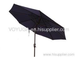 market umbrella with tilt