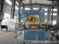 steel hole punching machinery