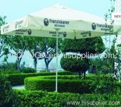 square patio umbrella for promotion