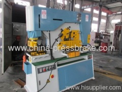 deep throat cnc punching machine
