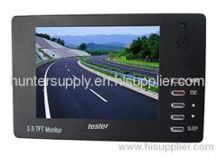 Portable camera cctv tester