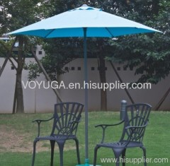 metal garden umbrella middle pole