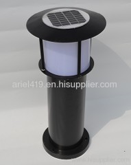 Beautiful solar lawn lamp for garden