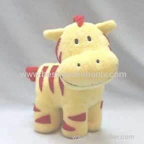 free shipping 4pcs/set baby rattle toys