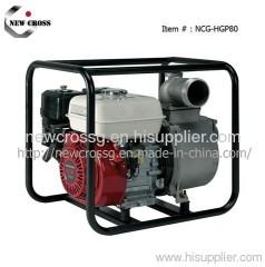 "5.5HP 3"" Gasoline Water Pump (NCG-HGP80)"