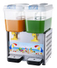 Twin tanks cooling and heating drink machine