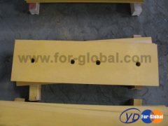 Komatsu heavy equipment spare part loader blade cutting edge 419-815-2210