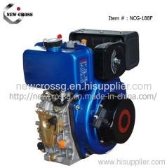 11.2HP Ohv Industrial Grade Diesel Engine_NCG-D188F