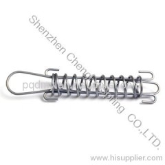 Drawbar Spring tension spring