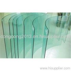bent tempered glass supplier China