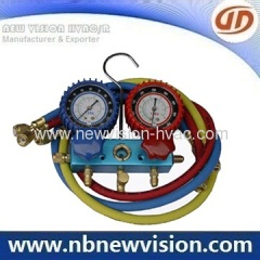 Manifold Gauge for Refrigeration