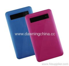 power bank with touchable