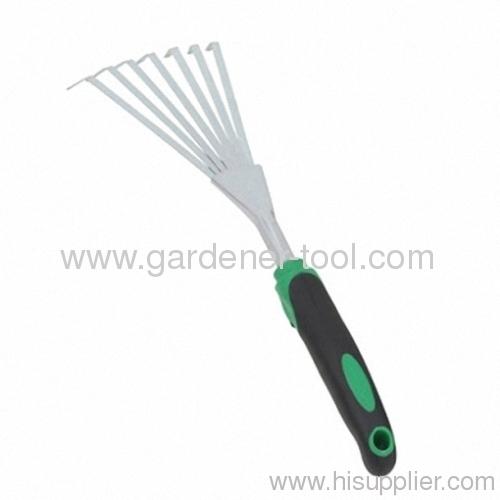 Pin garden handle tool set t615 china trading company for Small rake garden tools