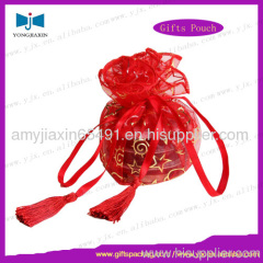 Packing Organza Drawstring Bag