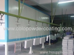 automatic gas heating oven
