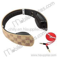 HD Stereo Headphone For iPhone/Samsung/Blackberry