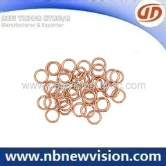 Ag 2% P 7% Cu 91% Welding Ring for Refrigerator & Air Conditioner