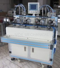 Four Station Armature Winding Machine